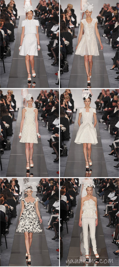 Chanel Spring/Summer collection 2009