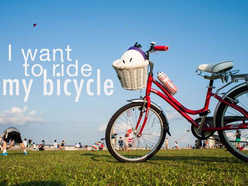 Bike Marina Barrage