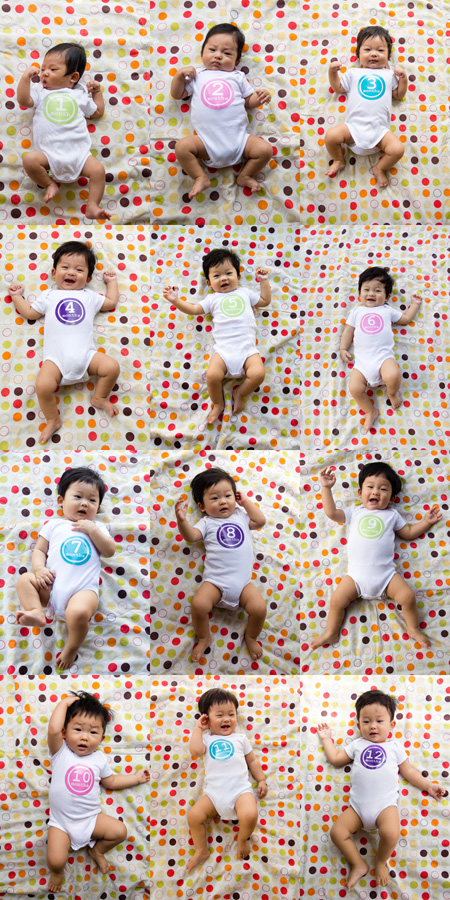 12 months of Zac@